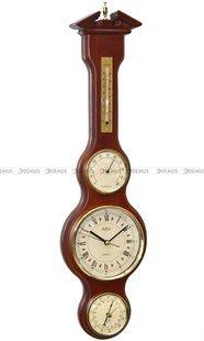 Barometr Termometr Higrometr Zegar Adler 65018-W