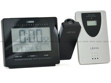Budzik cyfrowy z projektorem LAVVU LAR0030