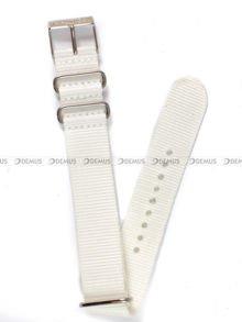 Pasek nylonowy do zegarka Nautica A11594G - 20 mm