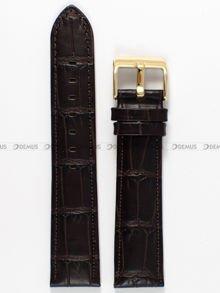 Pasek skórzany do zegarka Bisset - PB40.20.2 - 20 mm