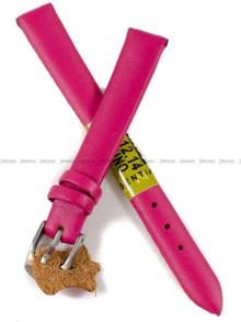 Pasek skórzany do zegarka - Diloy 301.12.14 - 12 mm