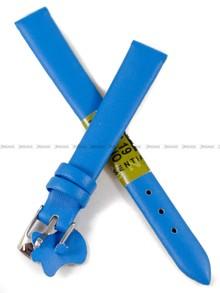 Pasek skórzany do zegarka - Diloy 301.12.19 - 12 mm