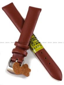 Pasek skórzany do zegarka - Diloy 301.14.8 - 14 mm