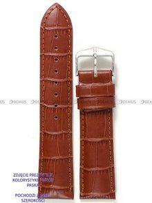 Pasek skórzany do zegarka - Hirsch Duke 01028270-2-22 - 22 mm - XL