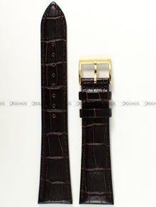 Pasek skórzany do zegarka Orient Star SEL09002W0 - UDFEUAT - 20 mm