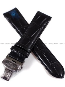 Pasek skórzany do zegarka Roamer - 508822 43 54 05 - 22 mm