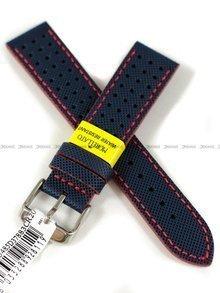 Pasek wodoodporny skórzany do zegarka - Morellato A01X5485D37883CR20 - 20 mm
