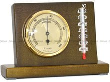 Termometr Higrometr Demus THS-G-Oliwkowy
