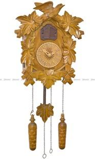 Zegar wiszący z kukułką Adler 24014-OAK2