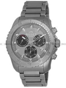 Zegarek Męski Bisset Titanium Chrono BSDF16 BSDF16DIVB10AX