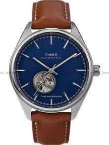 Zegarek Męski Timex Waterbury Traditional Automatic Open-Heart TW2U37700