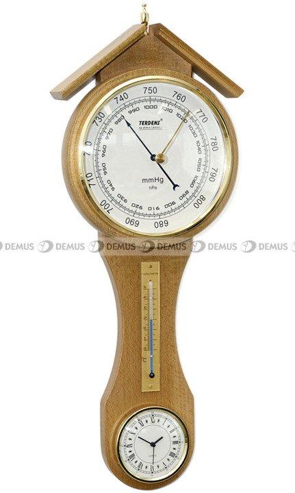 Barometr Termometr - 2666N-D