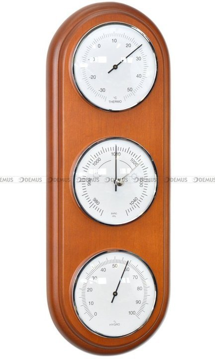 Barometr Termometr Higrometr TFA Owal3D-B-N-06-CA