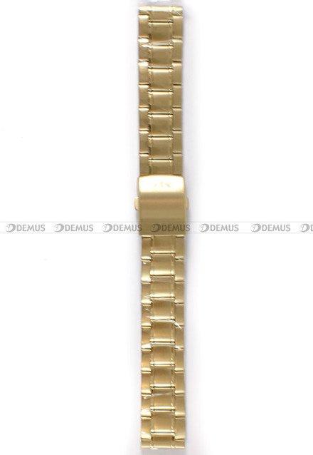 Bransoleta do zegarka Bisset - BBG.12.18 - 18 mm