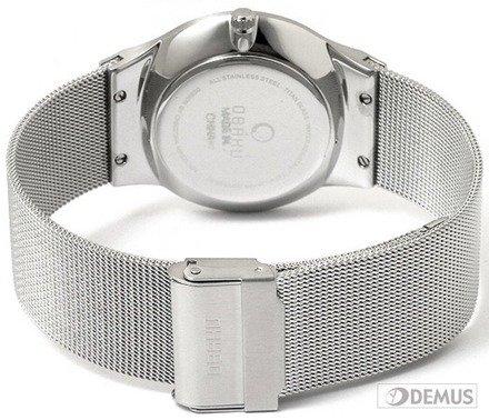 Bransoleta do zegarków Obaku V133G - V133GCBMC - 22 mm