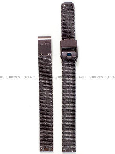 Bransoleta do zegarków Obaku V146L - V146LVNMN - 10 mm