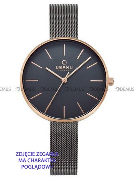 Bransoleta do zegarków Obaku V211L - V211LXVJMJ - 12 mm