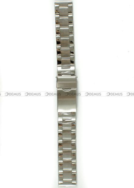 Bransoleta stalowa do zegarka - Bra18 - 18 mm