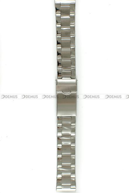 Bransoleta stalowa do zegarka - Bra19 - 20 mm