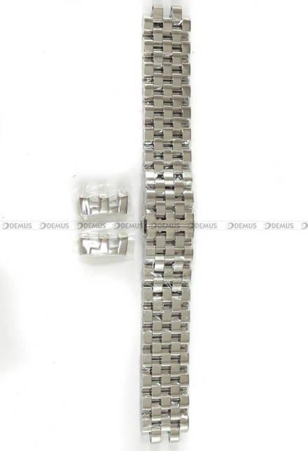 Bransoleta stalowa do zegarka Vostok Gaz-14 Limousine Silver - 23 mm