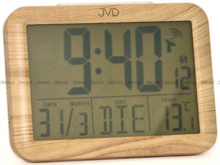 Budzik sterowany radiowo z termometrem JVD RB27.1