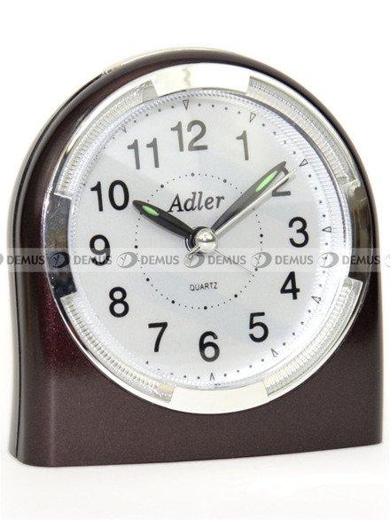 Budzik wskazówkowy Adler PT101-1500-BR