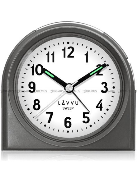 Budzik wskazówkowy LAVVU LAS3020