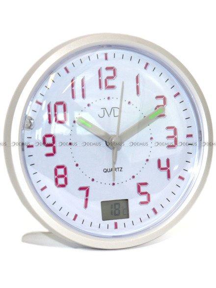 Budzik z termometrem JVD SRP2831.3