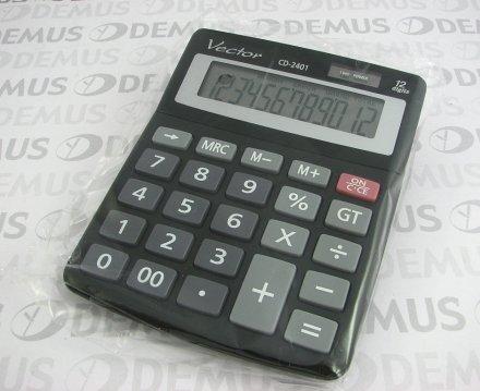 Kalkulator Vector CD-2401