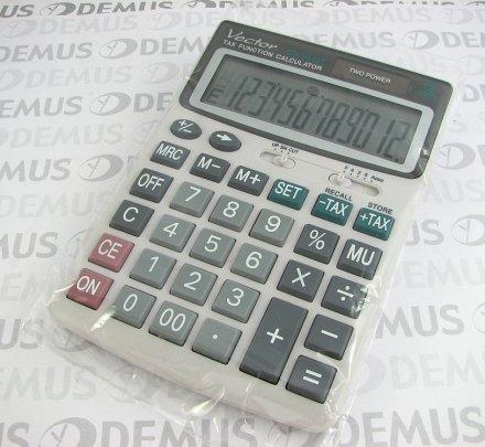 Kalkulator Vector CD-2442T