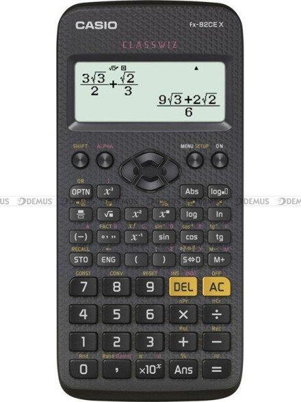Kalkulator naukowy Casio ClassWiz FX-350CEX