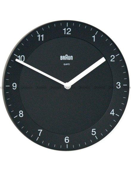 Mały zegar ścienny Braun BC06B