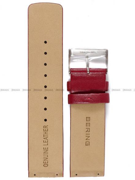 Pasek do zegarka Bering 10222-602 - 22 mm