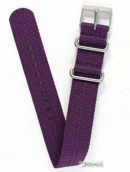 Pasek do zegarka Timex T2N648  - P2N648 - 20 mm