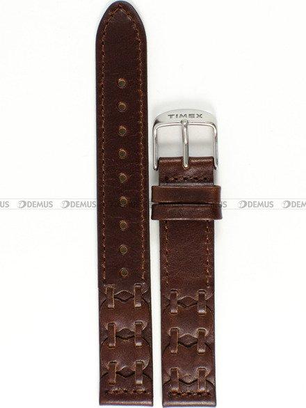 Pasek do zegarka Timex T2N902 - P2N902 - 16 mm