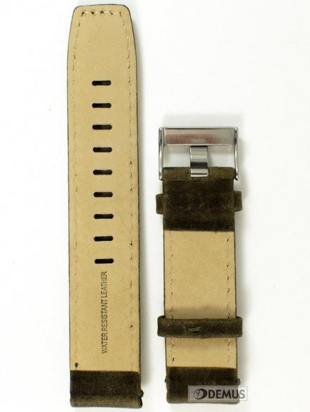 Pasek do zegarka Timex T49626 - P49626 - 22 mm