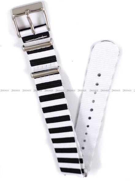 Pasek do zegarka Timex TW7C07600 - PW7C07600 - 18 mm