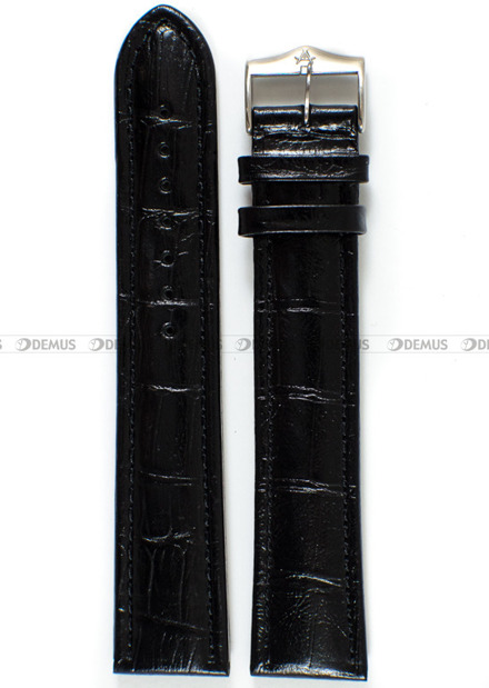 Pasek do zegarka skórzany Atlantic - L397.01.22S-XL - 22 mm