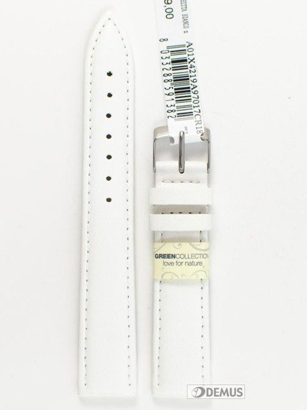 Pasek do zegarka skórzany - Morellato A01X4219A97017 18 mm