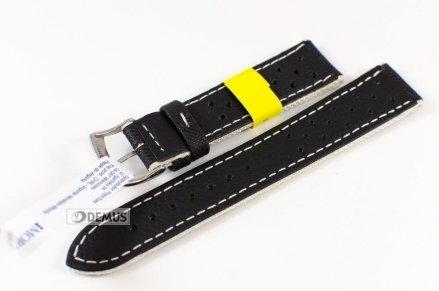 Pasek do zegarka skórzany wodoodporny - Morellato A01X4337797819 20mm