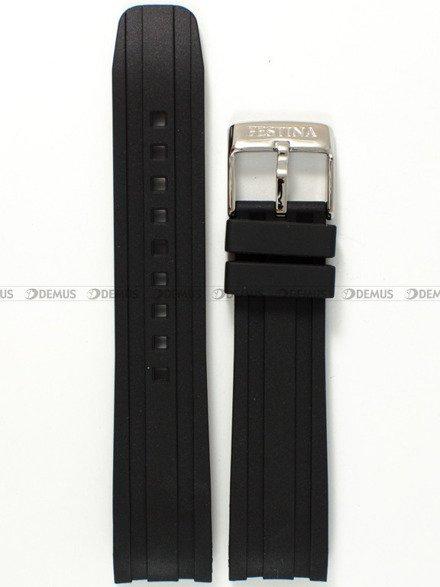 Pasek gumowy do zegarka Festina F16838 - P16838-2 22 mm