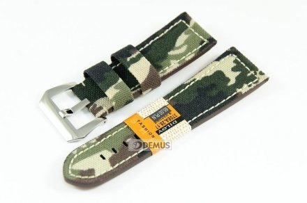 Pasek moro do zegarka - Diloy 370EA.28.17 - 28mm