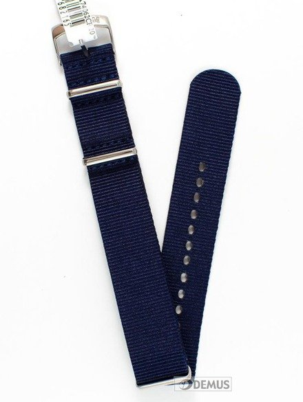 Pasek nylonowy do zegarka - Morellato A01U3972A74062 20 mm