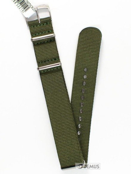 Pasek nylonowy do zegarka - Morellato A01U3972A74073 20 mm