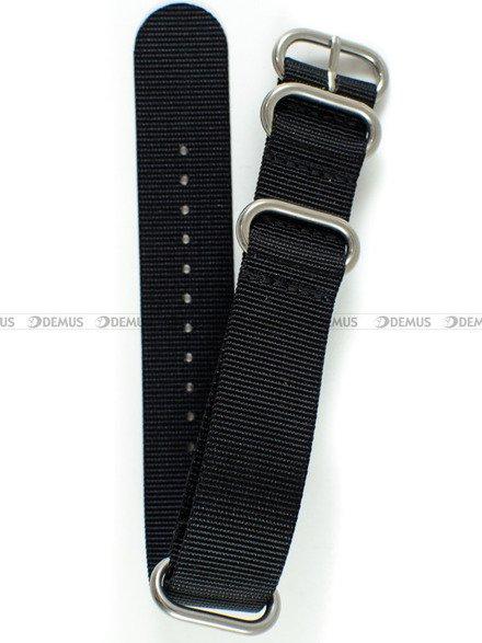 Pasek nylonowy do zegarka - Nato PN1.22.1 22 mm