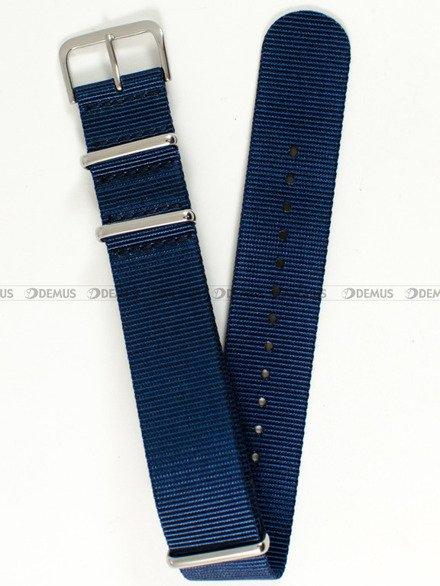 Pasek nylonowy do zegarka - Nato PNN1.22.5 - 22 mm