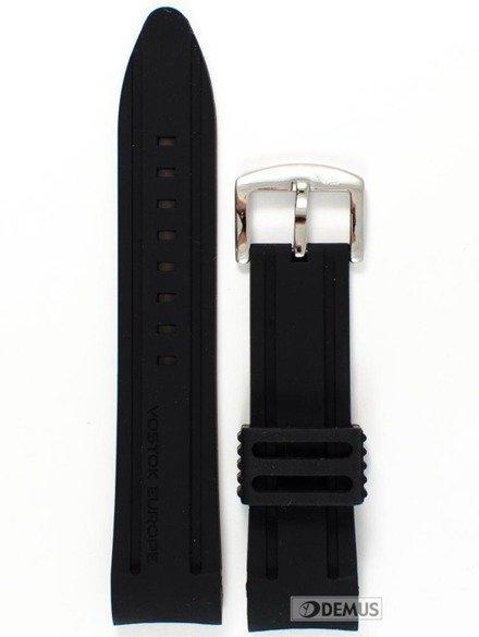 Pasek silikonowy do zegarka Vostok Anchar NH35A-5105141 - 24mm