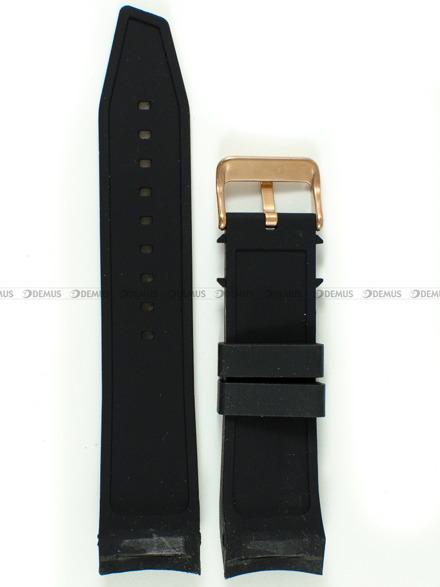 Pasek silikonowy do zegarka Vostok Mriya NE88-5559236 - 24 mm