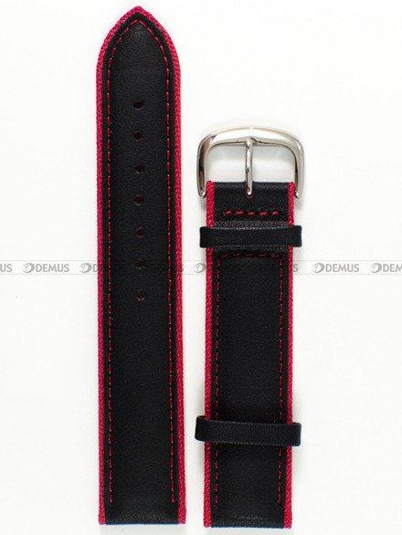 Pasek skórzany do zegarka Bisset BS-013 - ACEP/BS-013 - 20 mm