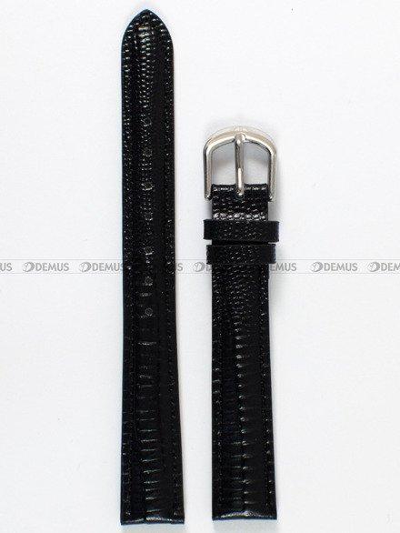 Pasek skórzany do zegarka Bisset - PB51.14.1 - 14 mm